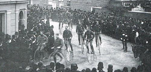 Colchester Penny Farthing Race